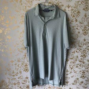 "Polo Golf shirt Large ""vintage lisle"" fit"